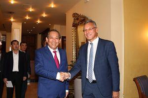 Tăng cường hợp tác Việt Nam-Bulgaria trong lĩnh vực pháp luật