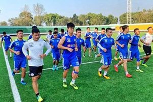 Hà Nội sẵn sàng cho trận đấu lịch sử