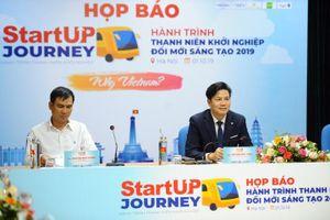 120 thanh niên sẽ tham gia hành trình thanh niên khởi nghiệp đổi mới sáng tạo ngành Du lịch