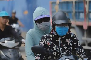 Ô nhiễm không khí tại Hà Nội, người dân được khuyến cáo hạn chế ra ngoài