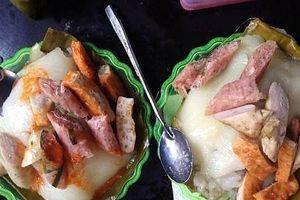 Bánh giò nóng và những khúc biến tấu