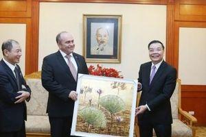 Việt Nam – Belarus: Tăng cường hợp tác về khoa học công nghệ và đổi mới sáng tạo