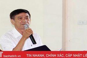 Cử tri Can Lộc đề nghị tiếp tục có chính sách phát triển nông nghiệp, nông thôn