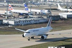 Pháp: Hãng hàng không Air France nỗ lực bảo vệ môi trường
