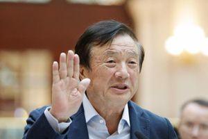 CEO Huawei tuyên bố có thể 'sống sót' mà không cần công nghệ Mỹ