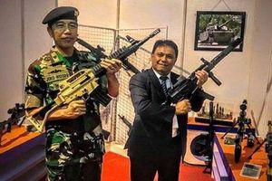 Loạt biến thể súng Pandad SS2 của lính Gìn giữ Hòa bình Việt Nam