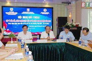 VINASME tổ chức Hội nghị đối thoại Góp ý xây dựng, hoàn thiện Luật Đầu tư và Luật doanh nghiệp (sửa đổi) tại Thái Bình