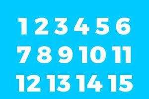 3 câu đố tìm lỗi sai người tinh mắt nhất cũng khó nhận ra