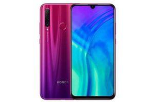 Bảng giá điện thoại Honor tháng 10/2019: 5 sản phẩm giảm giá