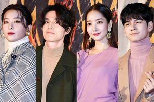 Seulgi (Red Velvet) quyến rũ áp đảo Park Min Young, Lee Dong Wook - Ong Seong Woo bảnh trai tại sự kiện