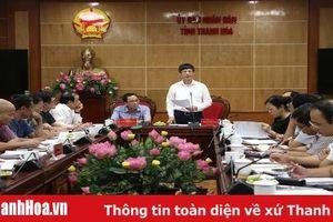 Chủ tịch UBND tỉnh Nguyễn Đình Xứng: Thanh Hóa luôn đồng hành xây dựng Phân hiệu Đại học Y Hà Nội tại Thanh Hóa ngày càng phát triển
