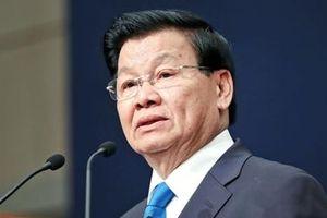 Thủ tướng Lào bắt đầu thăm chính thức Việt Nam