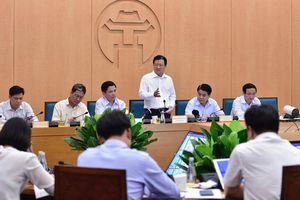 Hà Nội xin đảm nhận vốn cho tuyến đường sắt đô thị số 5: Văn Cao - Hòa Lạc