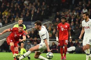 Cận cảnh trận thua thảm 2-7 của Tottenham trước Bayern