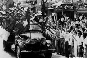 Các chương trình nghệ thuật chào mừng 65 năm ngày Giải phóng Thủ đô