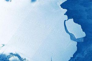 Tảng băng lớn gấp 5 lần đảo quốc Malta tách ra khỏi Nam Cực