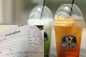 Phúc Long phản hồi về vụ khách uống trà vải có chứa băng dính