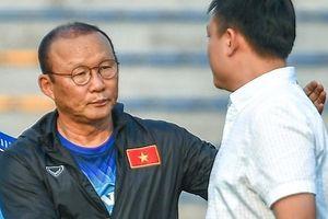 HLV Park không dẫn dắt U22 Việt Nam gặp UAE