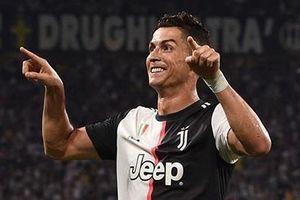Ronaldo lập kỷ lục mới ở Champions League