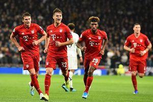 Tottenham sụp đổ, Real Madrid không còn là chính mình