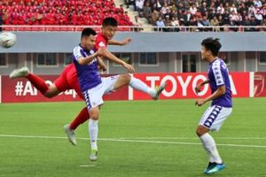 CLB Hà Nội dừng bước sau trận hòa không bàn thắng