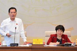 Đề xuất bổ sung dự án Luật Công đoàn sửa đổi vào Chương trình lập pháp năm 2020