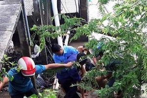Xác định nguyên nhân khiến 5 công nhân thương vong trong lúc sửa máy bơm ở Bến Tre