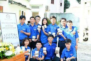 120 bạn trẻ tham gia Hành trình thanh niên khởi nghiệp đổi mới sáng tạo