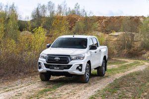 Toyota Hilux 2019 dành cho thị trường Anh có gì đặc biệt?