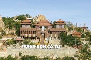Khám Phá Trùng Sơn Cổ Tự của Ninh Thuận