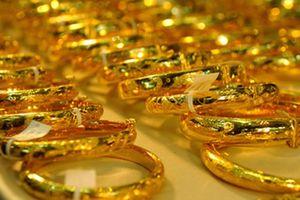 Cuối ngày 2/10, giá vàng hôm nay bất ngờ bật tăng phi mã