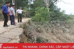 Hương Khê đề xuất hỗ trợ 537 tỷ đồng xây dựng các công trình cấp bách