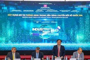 Phát triển Chính phủ điện tử làm nòng cốt xây dựng đô thị thông minh