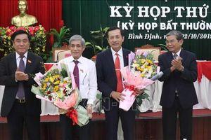 Ông Đoàn Văn Phi được bầu giữ chức Phó Chủ tịch HĐND tỉnh Bình Định