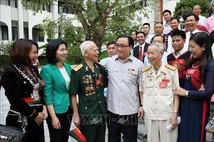 Hà Nội tiếp tục cải thiện đời sống đồng bào dân tộc thiểu số