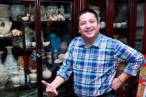 Tổ ấm kiêm 'bảo tàng đồ cổ' của 'Táo Giao thông' Chí Trung