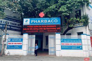 Điểm lại một số thương vụ trúng thầu thuốc bệnh viện của Pharbaco