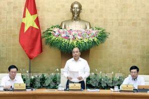 Thủ tướng Nguyễn Xuân Phúc: Không chủ quan để hoàn thành và vượt mức kế hoạch 2019