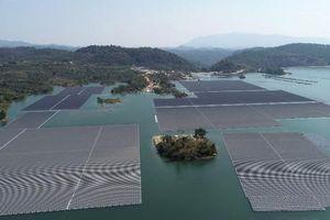 ADB tài trợ 37 triệu USD cho dàn pin điện mặt trời nổi ở Việt Nam