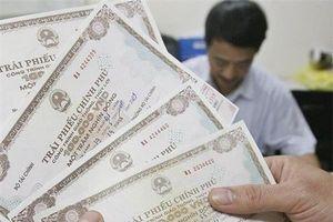 Huy động hơn 9,6 nghìn tỷ đồng qua đấu thầu trái phiếu chính phủ
