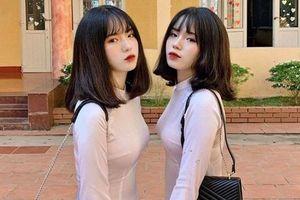 Cặp chị em song sinh Việt Nam gây sốt trên báo nước ngoài