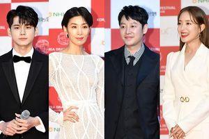 Trực tiếp 'LHP Hàn Quốc 2019': Ong Seong Woo, Kim Seo Hyung và Lee Se Young bừng sáng trên thảm đỏ