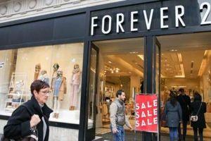 Forever 21 phá sản: Thêm một cú ngã của doanh nghiệp truyền thống