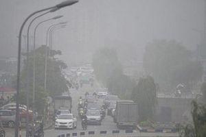 Thứ trưởng Bộ TN&MT: 'Không khí ô nhiễm phụ thuộc nơi lắp thiết bị đo'