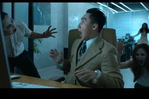 Sơn Tùng M-TP xuất hiện trong cảnh phim kinh dị