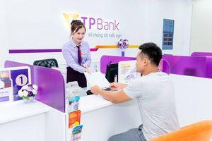 TPBank báo lợi nhuận 9 tháng 2.400 tỷ đồng nhưng cổ phiếu vẫn đi ngang