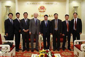 Tăng cường hợp tác giữa Bộ Công an Việt Nam và Cơ quan CSQG Nhật Bản