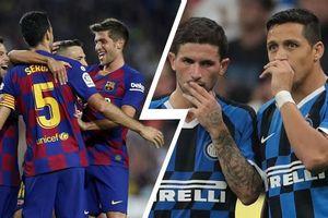 Đội hình dự kiến Barca - Inter: Alexis Sanchez chạm trán đội bóng cũ