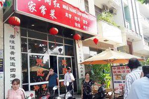 Xử lý các nhà hàng, khách sạn ở Đà Nẵng có biển quảng cáo sai qui định