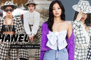 Jennie (BLACKPINK) ngọt ngào bên cạnh Cardi B, Châu Bùi 'đụng hàng' Thảo Tiên tại show diễn Chanel Xuân Hè 2020